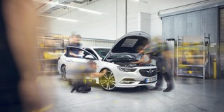 Opel Aftersales